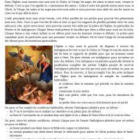 La Messe et les Indulgences