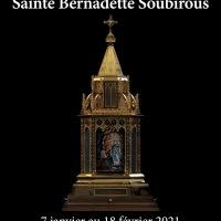Visite des reliques de Sainte Bernadette